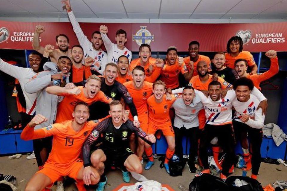 荷兰国家队