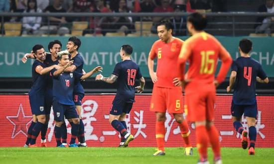 国足国青为何连负泰国?