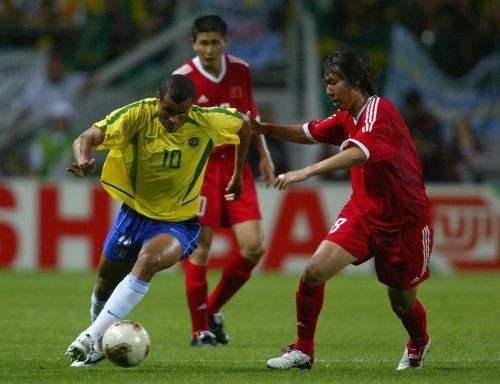 世界杯对决巴西