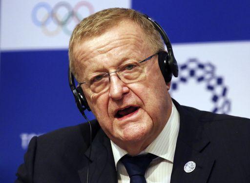 国际奥委会(IOC)东京奥运会协调委员会领导人约翰-科茨