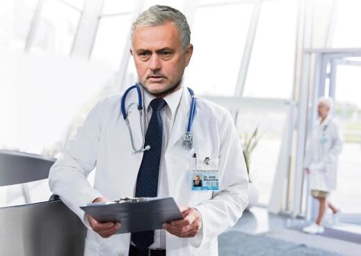 瓜迪奥拉讽刺穆帅:你是个医生吗? 这么天真