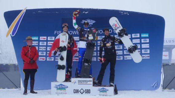 单板滑雪障碍追逐世界杯