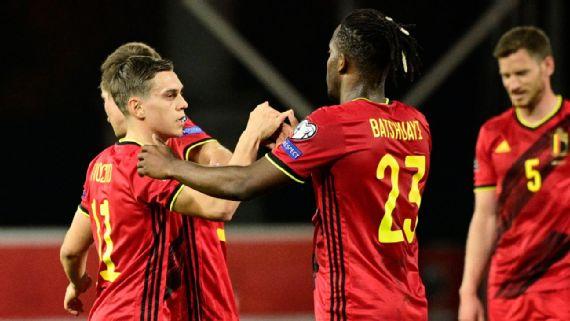 比利时8-0大捷