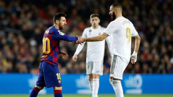 本泽马:不管谁离开  国家德比都是世上最好的比赛