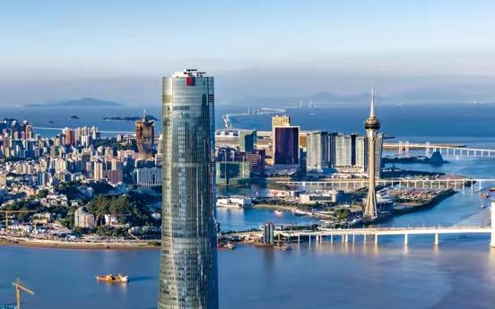 珠澳最高双塔即将开启垂直极限竞速攀爬挑战赛