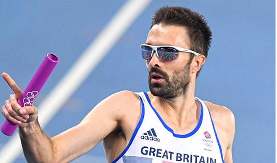 英国短跑益手马丁-鲁尼