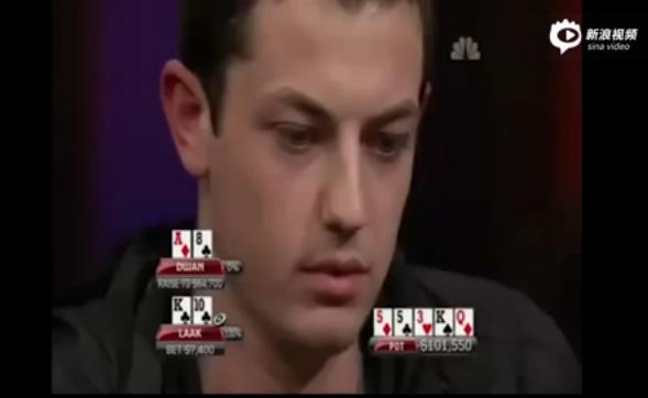 Tom Dwan九大传奇牌局第八局:不可能的漂浮