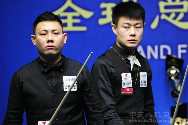 郑宇伯19-9获胜