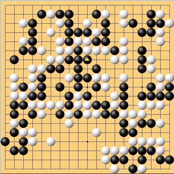 韩日最强AI战石子旋风3:1胜DeepZenGo 明日最终局