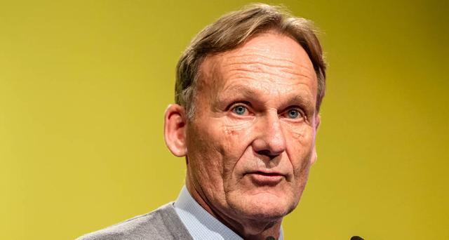 多特蒙德官方宣布和CEO续约 新合同到2022年