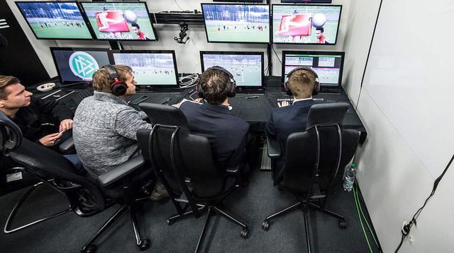 德国足协官宣德国杯使用视频裁判 拜仁领衔试水