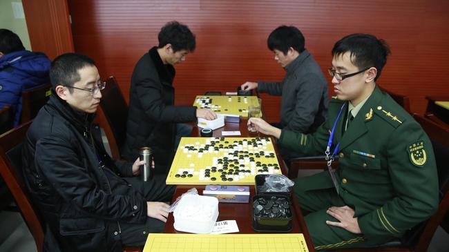 围棋文化内涵挖掘推广工程无锡站 张伟东夺冠