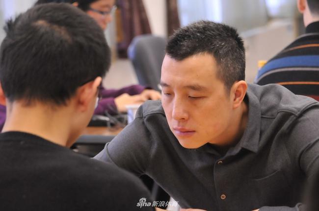 棋圣战资格赛Ⅱ唐韦星晋级 古力党毅飞遭淘汰