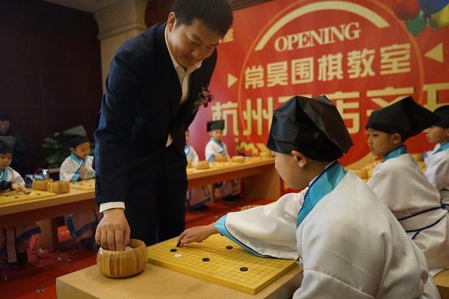 常昊:围棋是胜负也是文化 想把快乐带给更多人