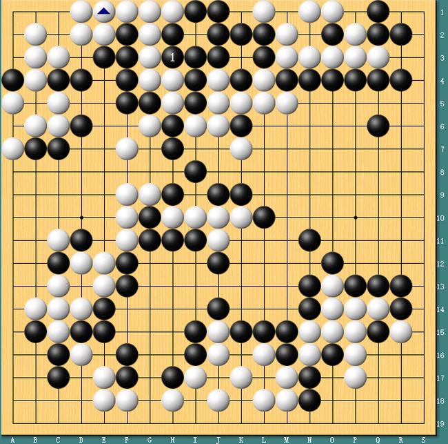 韩日最强AI战次局 DeepZenGo扳回一城1:1石子旋风