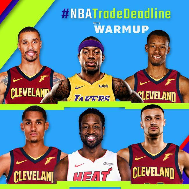 逗妹看球:骑士交易搅翻NBA?