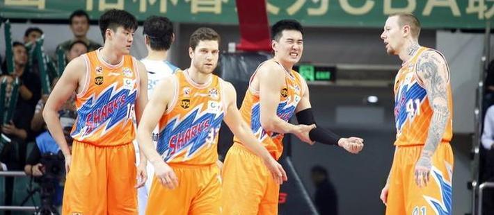 上海男篮战绩为何突然下滑?