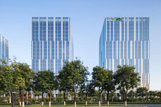 西安环普国际科技园三期开园 OPPO、奈雪的茶等企业领先入驻