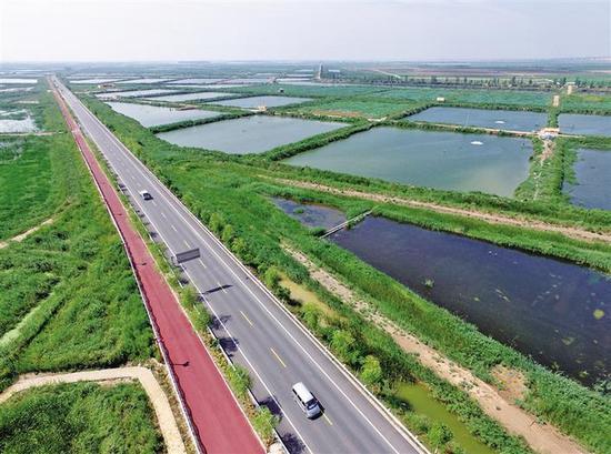 新中国成立70年发展综述:陕西公路绘就三秦新图景