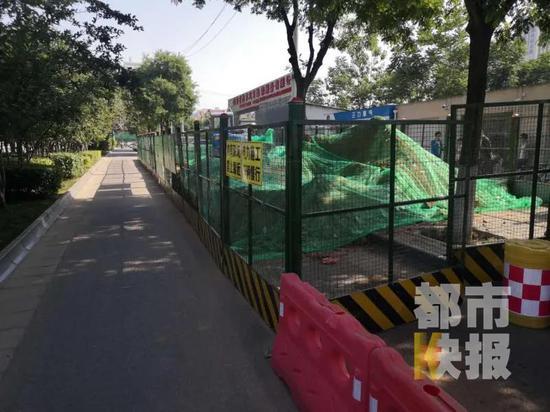 西安市交通管理局_西安将工地密闭围挡换透明围栏 杜绝围而不建_新浪陕西_新浪网