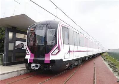 成都地铁5号线车辆