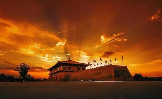 2010年10月,大明宫国家遗址公园正式对外开放。王力摄