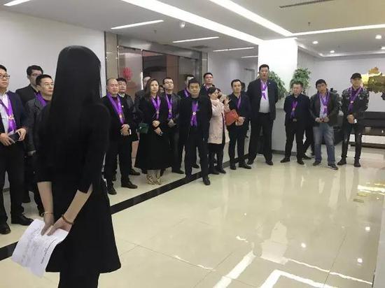 陕西省青企协会员企业走访交流新浪陕西