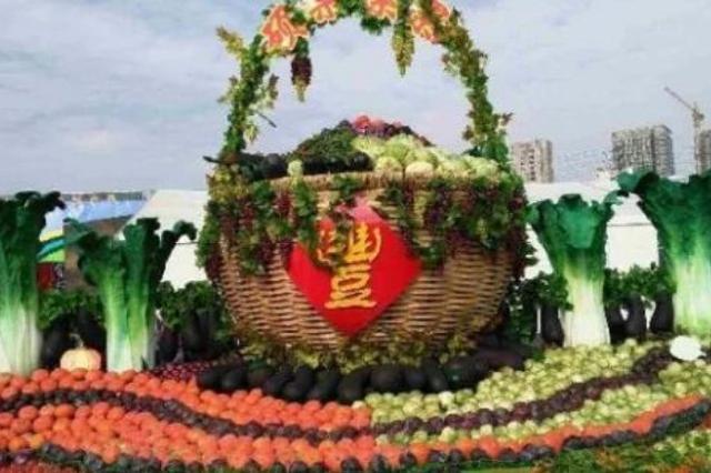 青海.海东高原绿色商品双节期间在西安大唐西市广场举办展销推