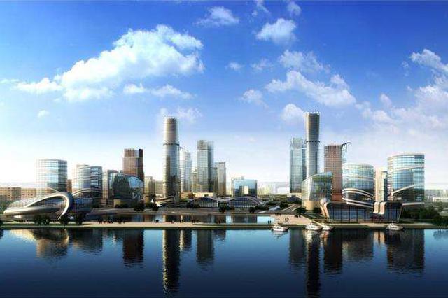 """西咸新区:新产业为城市发展注入""""含新量"""""""