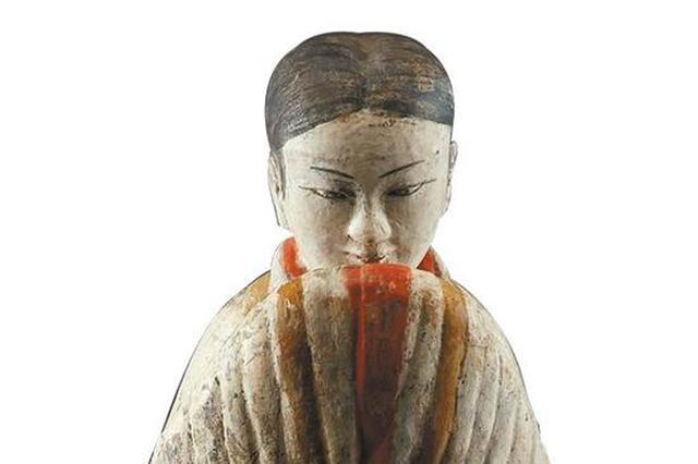 汉阳陵陶俑:流盼千年的神秘微笑
