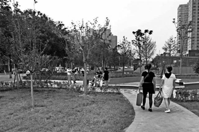 """给市民生活带来更多幸福感 沣东新城将新建3个""""口袋公园"""""""