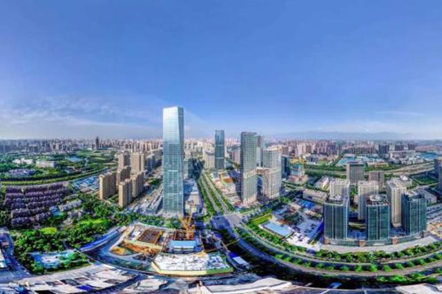 陕西省21个高新区 去年生产总值6761.82亿元