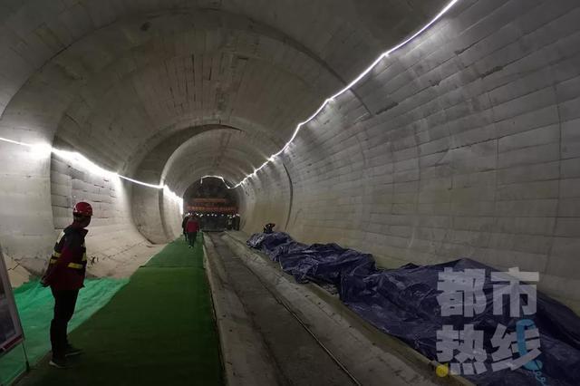 西安地铁5号线一期全线洞通 先期计划开通21.3公里