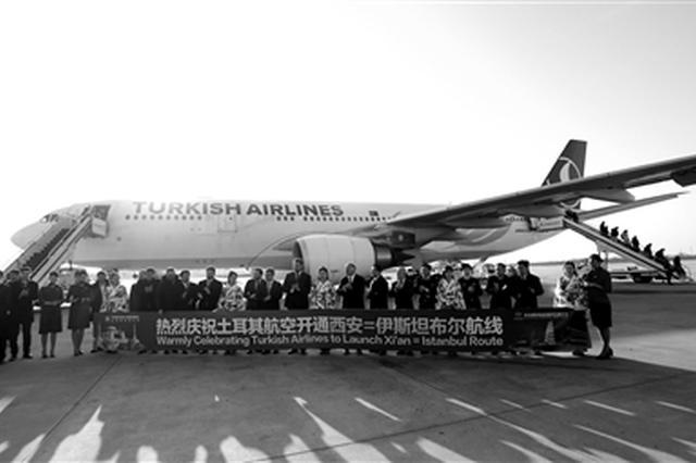 西安新开三条国际航线 直达匈牙利哈萨克斯坦和土耳其