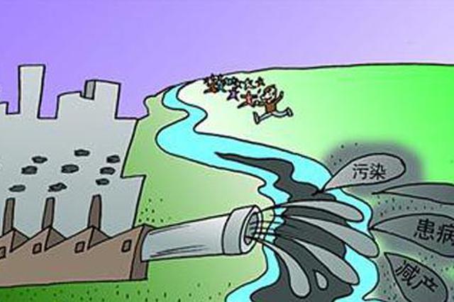 去年陕西环境违法问题立案7627件 处罚金额超3.4亿元