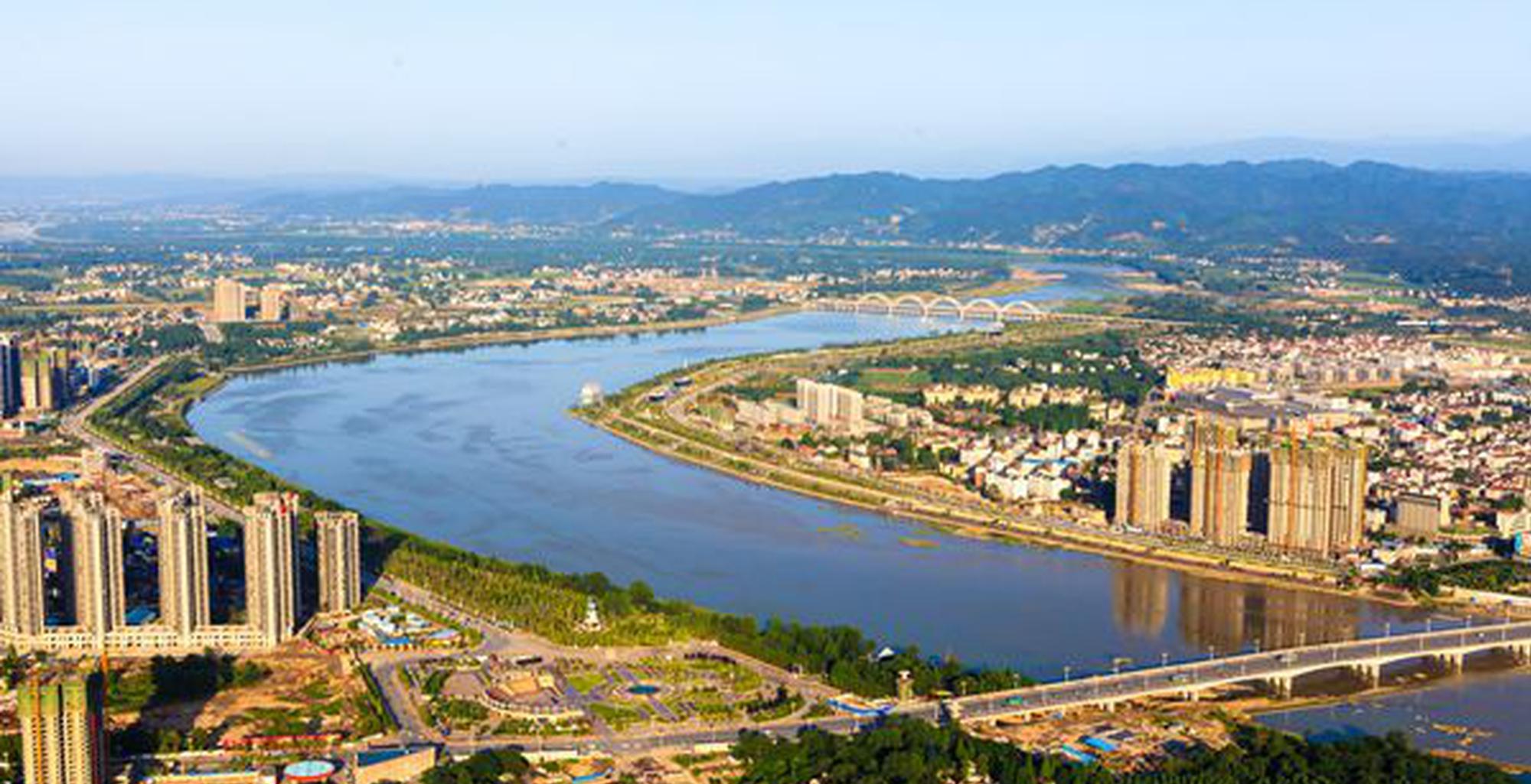 汉中市一季度生产总值增速领跑全省