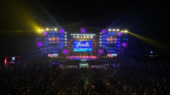 潮浪,正青春 2020苏州乐园第22届国际啤酒节点燃嗨啤荷尔蒙