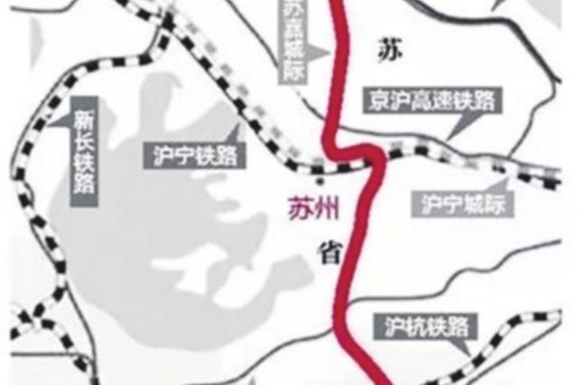 """不必绕行上海 以后苏州至杭州、宁波实现""""1小时交通圈"""""""