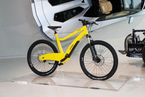 兰博基尼发布电动越野自行车 土豪了解一下?