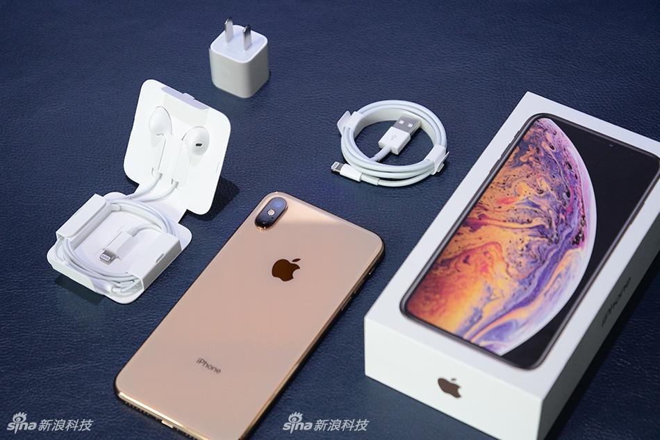 苹果iPhone XS/XS Max开箱图赏:新金色,更大屏 - iPhone XS,iPhone XS Max,开箱图赏 - IT之家