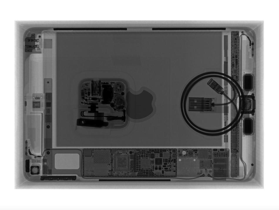 知名拆解机构对iPad mini 5的拆解,确认配备的是3GB内存 维修变得复杂
