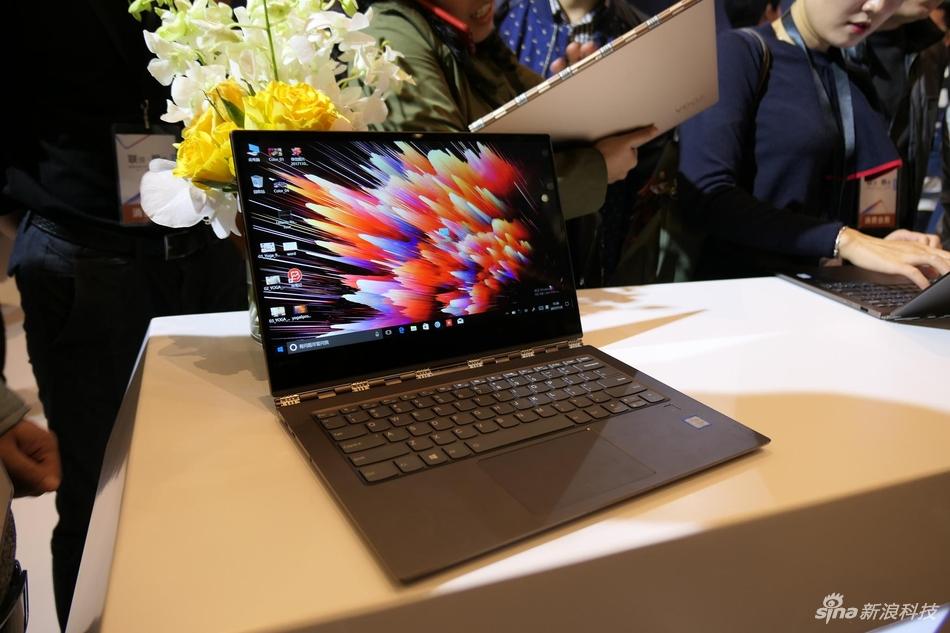 联想YOGA 6 Pro图赏 不能碾压苹果却对标Surface的照片 - 1