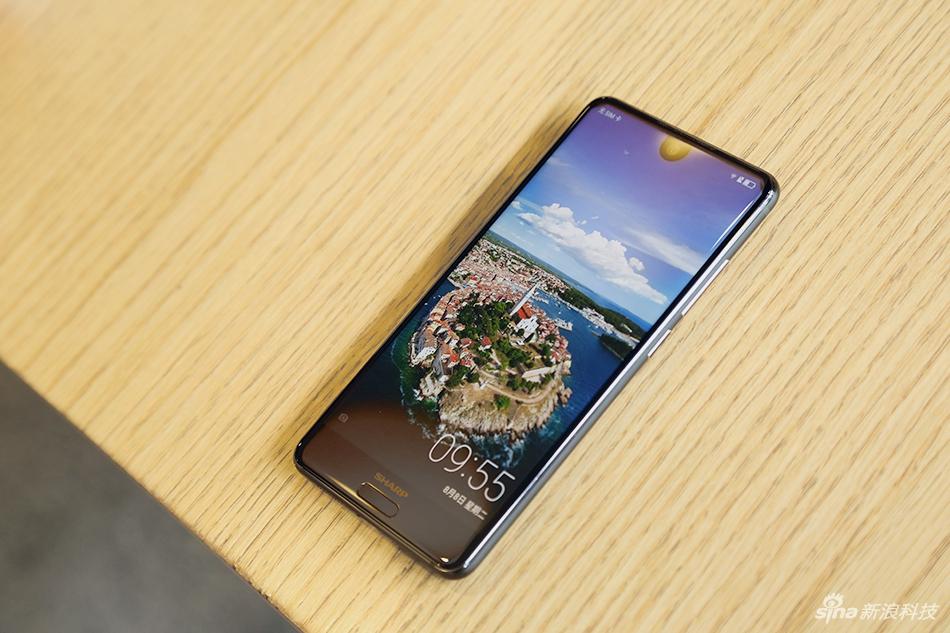 夏普AQUOS S2外观图赏 第29款全面屏手机长这样的照片 - 1