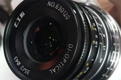支持徕卡M卡口 七工匠35mm f2镜头新消息