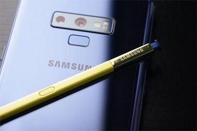 三星Note 9评测:聚焦S Pen,这是最诚意Note旗舰