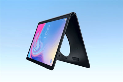 三星全新平板Galaxy View 2曝光:搭载17.5英寸巨屏