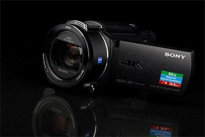 轻松拍摄快速分享 索尼摄像机AX60评测