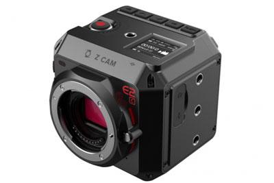 Z CAM发布最小可换镜头4K 10bit电影机