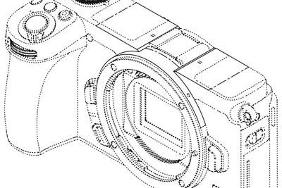 无EVF取景器 尼康泄露Z系列APS-C无反相机设计图