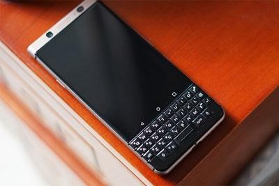 黑莓末代全键盘旗舰KEYone直降2000:到手1747元